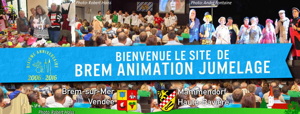Brem Animation Jumelage